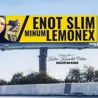 LAMONEX DETOX TRIAL PACK - NAK SLIM MACAM ENOT