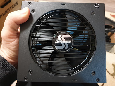 Seasonic Focus GX-550 test