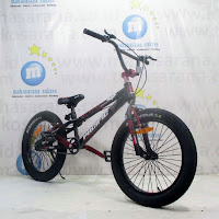 20 pacific batman lisensi bmx