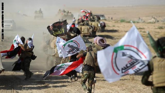 """بعد ضربات الحشد الشعبي.. العراق يستدعي السفير الأمريكي لرفض """"الانتهاك الصارخ"""""""