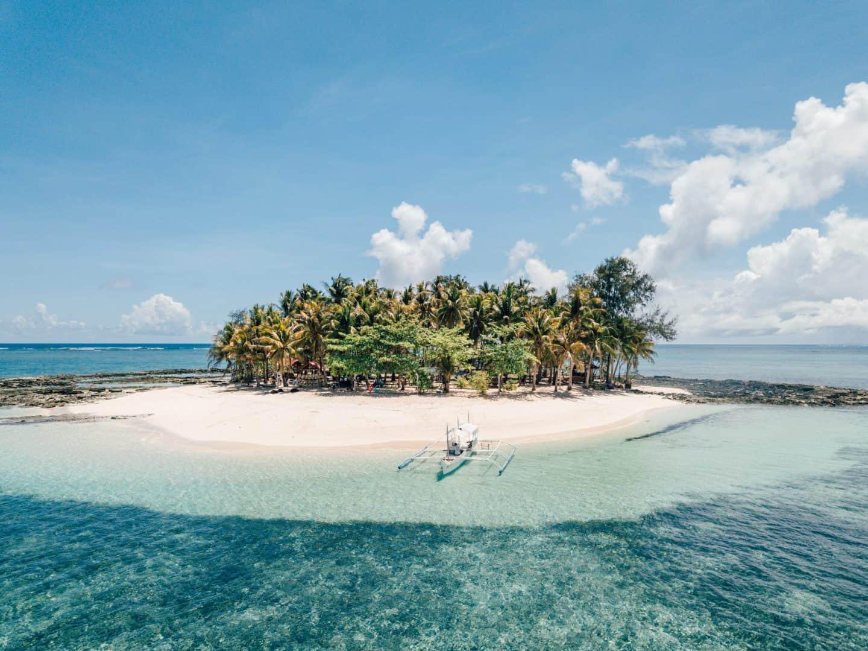 Guyam Island Siargao Philippines