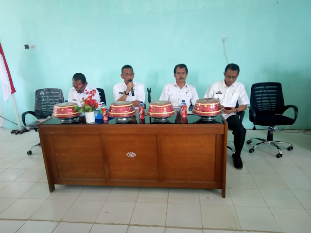 Jefriyanto Pimpin Rapat Persiapan Ujian Nasional Pendidikan Kesetaraan