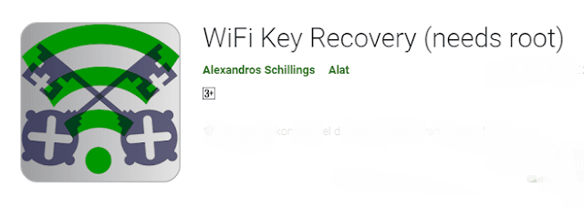 Download Aplikasi Wifi Key Recovery Android Root Gratis