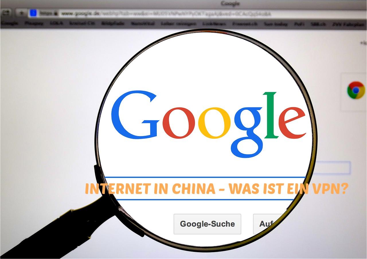 Ein Deutscher in China: [Internet in China] Was ist ein VPN Dienst ...