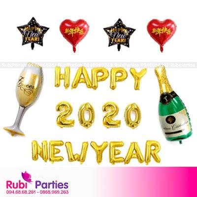 bong happy new year hpny21