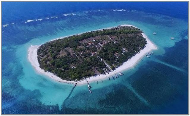 Gili Labak;10 Top Destinasi Wisata Sumenep