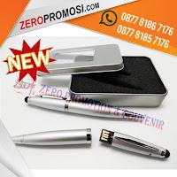 Pulpen Usb Stylus FDPEN15, Elegan Merchandise Promotion, USB Flashdisk Pen Stylus murah