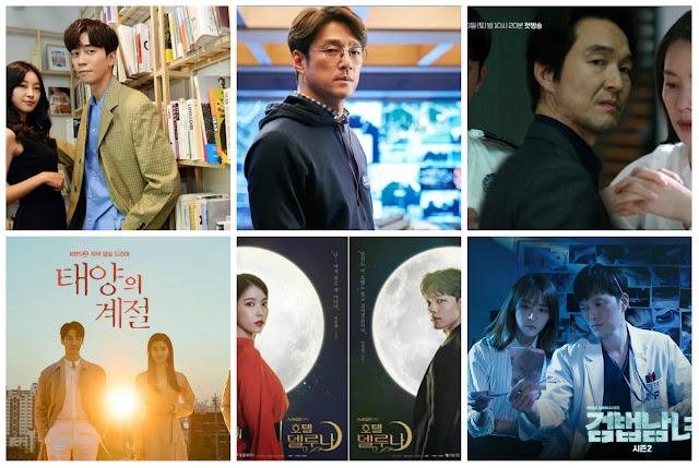 Daftar Drama Korea dengan Rating Tertinggi Agustus 2019