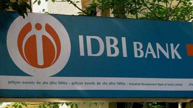 IDBI Bank SO recruitment