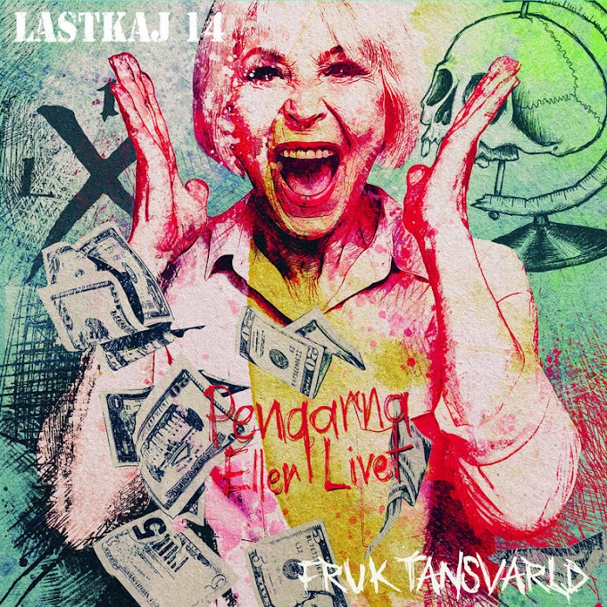 "Lastkaj 14 stream new EP ""Pengarna Eller Livet"""