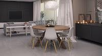 Gray contemporary living room interior ideas