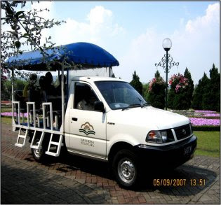 Mobil Wira-Wiri