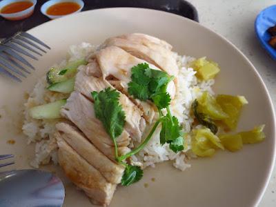 Tiong Bahru Hainanese Boneless Chicken Rice, Tiong Bahru Market FC
