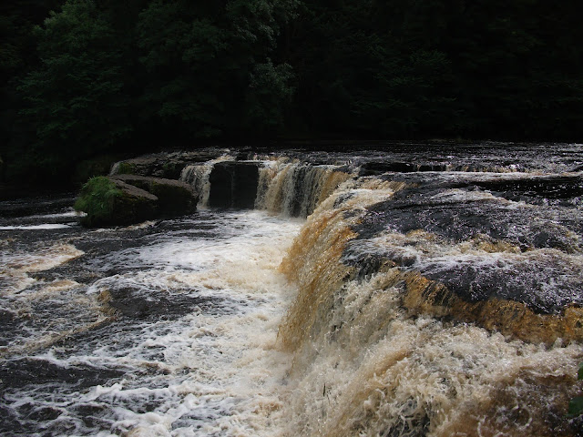 Aysgarth Falls North Yorkshire