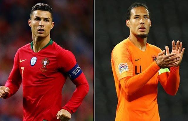 موعد مباراة البرتغال وهولندا اليوم الأحد 09-06-2019 نهائي دوري الأمم الأوروبية