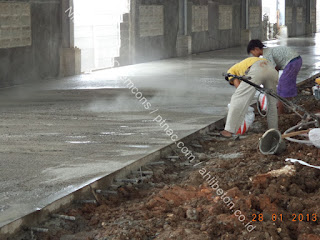 Floorhardener Tahap 1