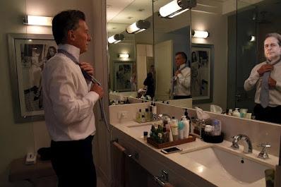 Macri y Lacalle Pou. De un lado y otro del espejo.