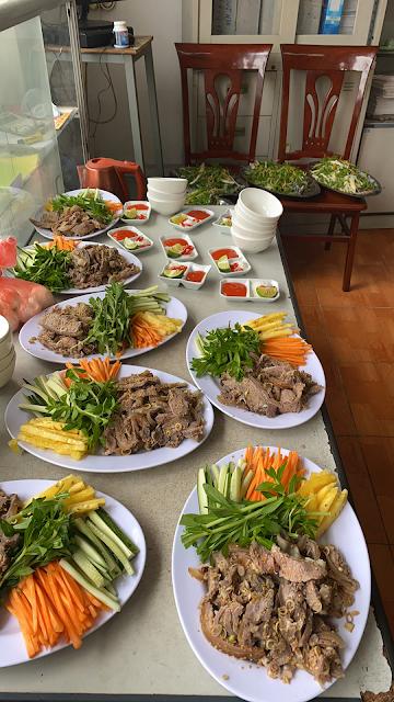 dịch vụ nấu cỗ tại Hoàng Mai, Hà Nội