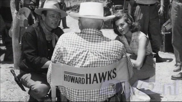 Papo de Cinema: TRILOGIA BANG-BANG - Howard Hawks & John Wayne