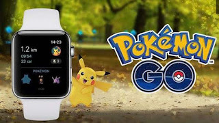 pokemon go rilis di apple watch