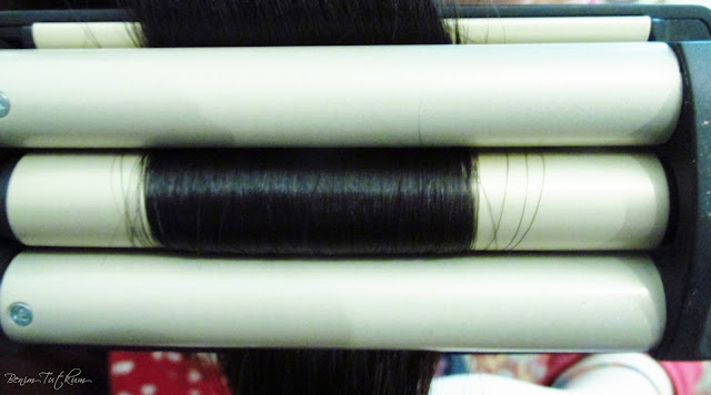 BaByliss C260E Wag Maşası / Su Dalgası Maşası