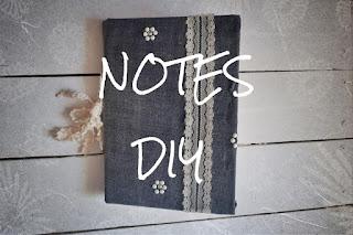 Jak zrobić notes DIY notes krok po kroku instrukcja