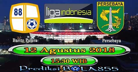 Prediksi Bola855 Barito Putera vs Persebaya 12 Agustus 2018