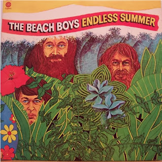 Beach Boys Endless Summer album Cover