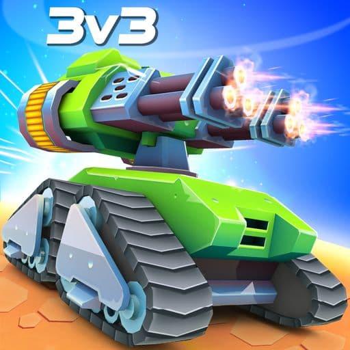 Tanques muito! v2.75 (Mod - Munição ilimitada)
