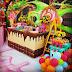 Tema da festa: Fantástica Fábrica de Chocolates!