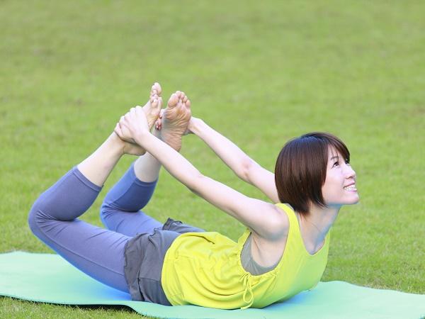 posturas de yoga y nombres para la diabetes tipo 1