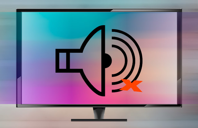 suara tv hilang timbul