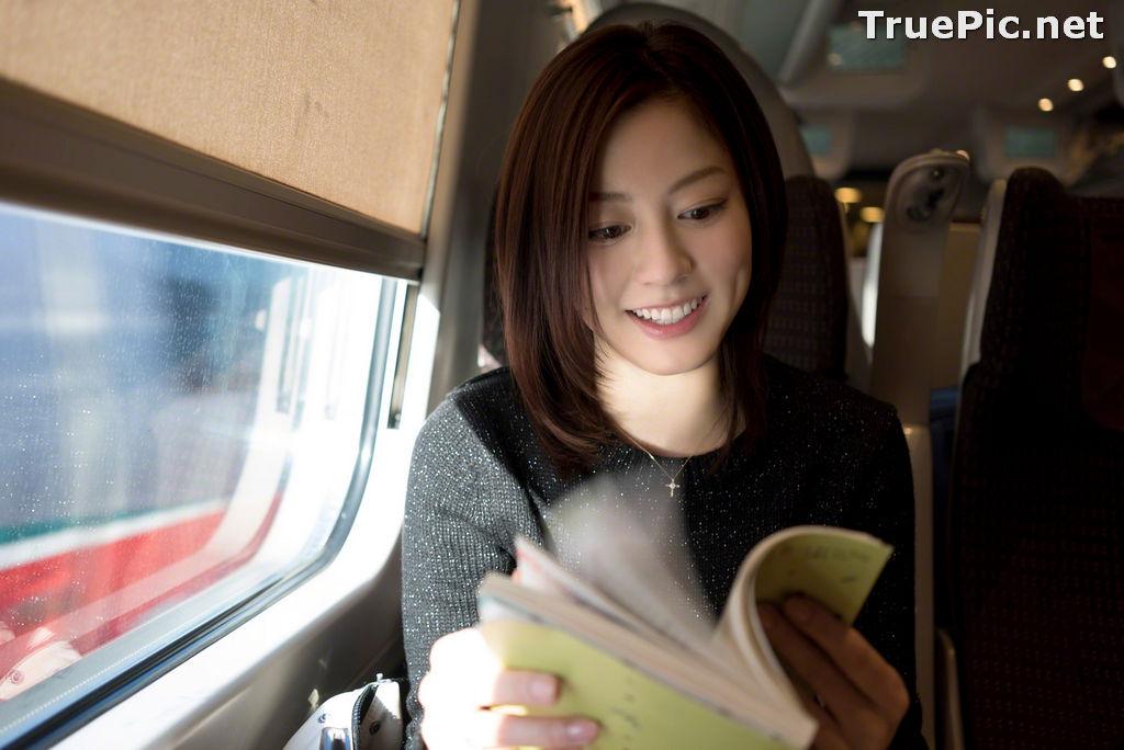 Image Wanibooks No.136 - Japanese Actress and Singer - Yumi Sugimoto - TruePic.net - Picture-5
