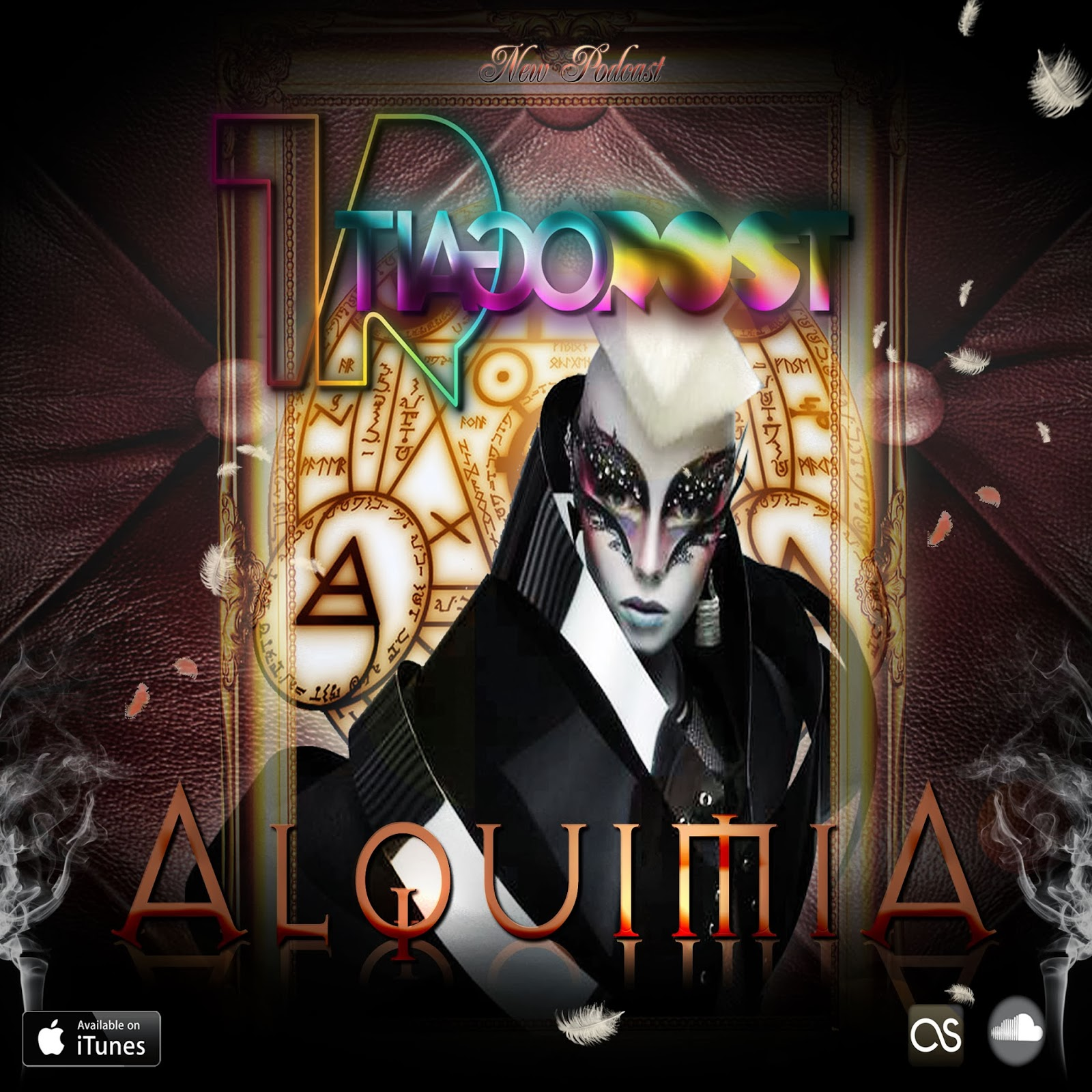 DJ Tiago Rost - ALQUIMIA (Welcome 2k14 Podcast)