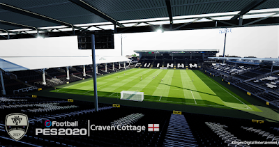 PES 2020 Stadium Craven Cottage