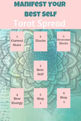 Manifest Your Best Self Tarot Spread