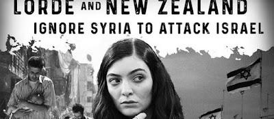 Lorde é acusada de ser intolerante e antissemita