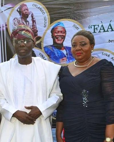 Governor Sanwo-Olu's Giant Stride in the Management of a Life Threatening Disease like Covid19 is worthy of applaud.