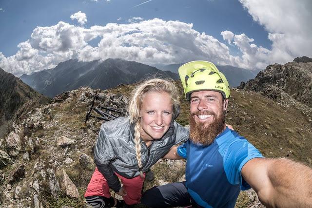Gipfel Cuneo Bagni MTB Tour