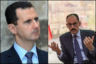 """الرئاسة التركية تعلق على أنباء تخلي """"بشار الأسد"""" عن منصبه"""
