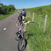 geocaching geocaches fietstrail puntenscoren