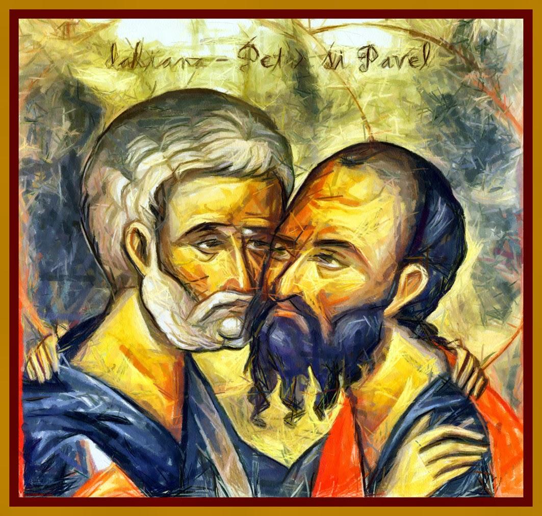 | Pagină 2  |Sf. Petru Si Pavel