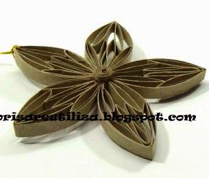 http://brisareutiliza.blogspot.com.es/2014/10/adorno-navideno-con-tubos-de-carton.html