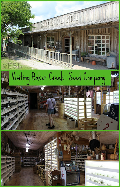 heirloom seeds, historic seeds, Baker Creek, Mansfield MO