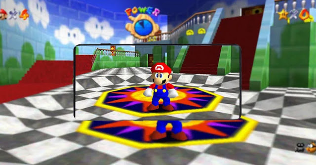 play-super-mario-64-android