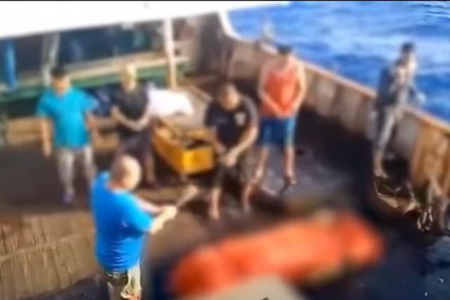 Ngeri! Ternyata Ada Belasan ABK Indonesia Meninggal di Kapal China