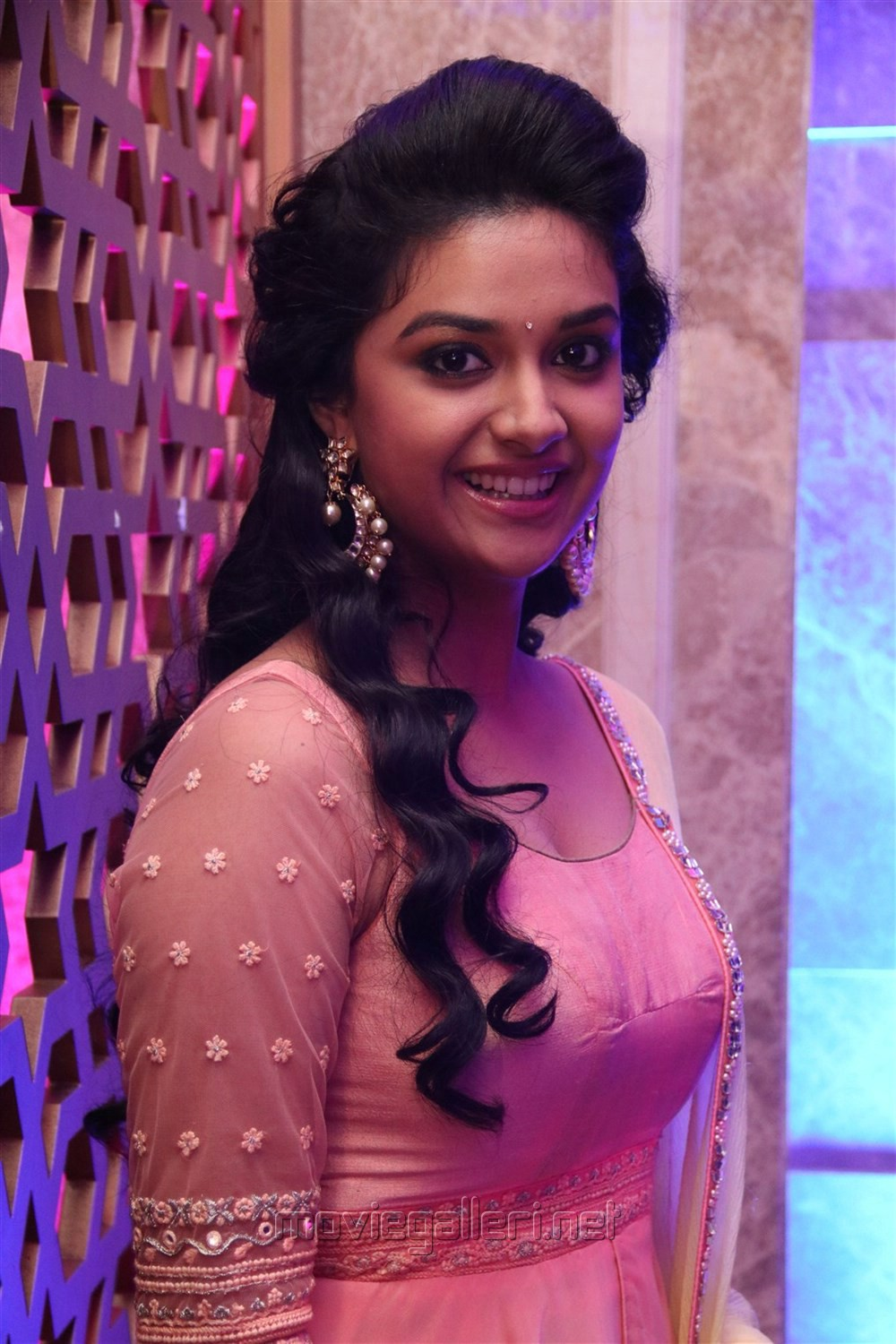 Keerthy Suresh latest photos from Remo track launch - Mallufun.com