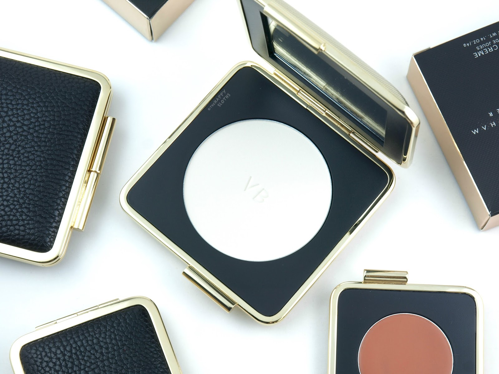 Estee Lauder x Victoria Beckham Fall 2017 Collection | Skin Perfecting Powder: Review and Swatches