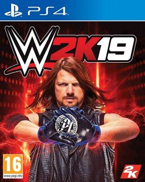 WWE 2K19 Arabic