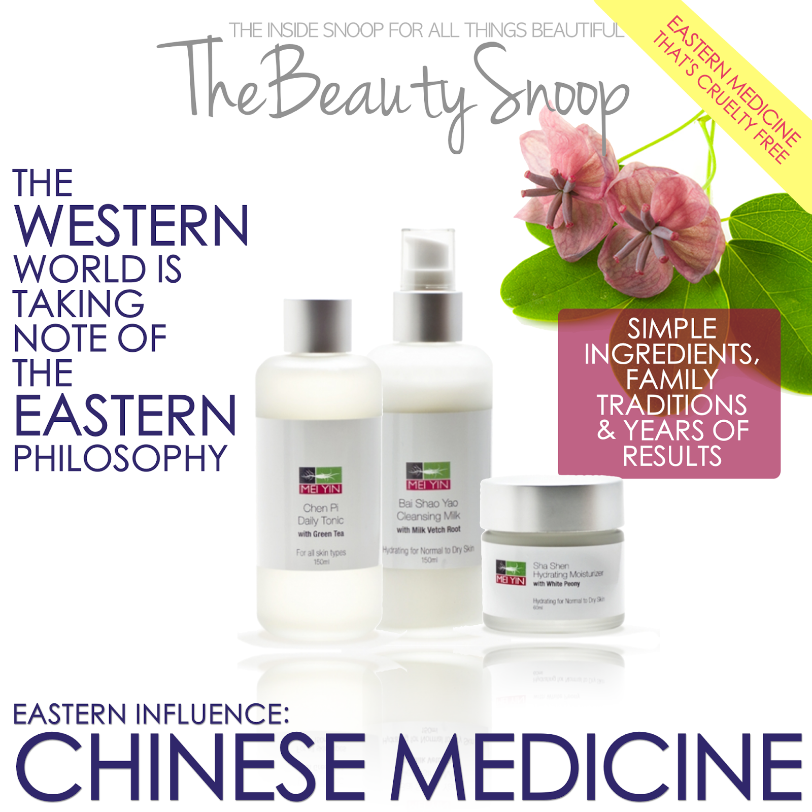 Chinese Beauty Products: THE BEAUTY SNOOP: THE LATEST IN SKIN CARE ISN'T ACTUALLY